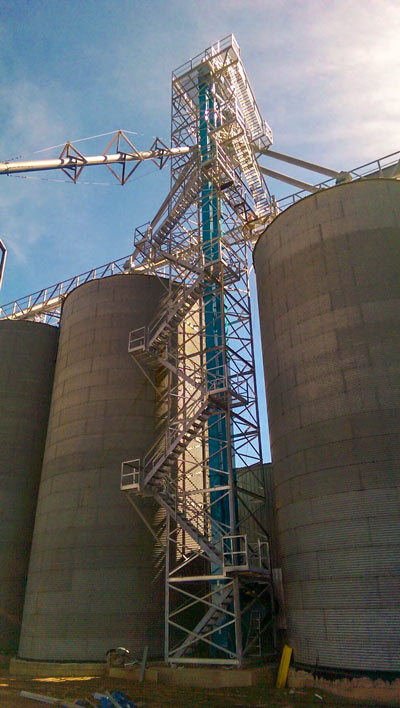 unimax bucket elevators